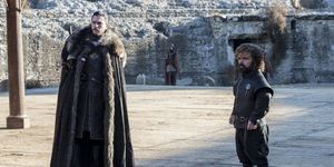 Game of Thrones season 7 episode 7: Jon Snow and Tyrion Lannister
