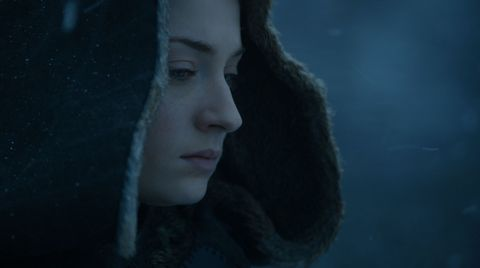 Game of Thrones season 7 episode 7: Sansa Stark