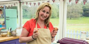 Stacey, GBBO, Great British Bake Off, 2017