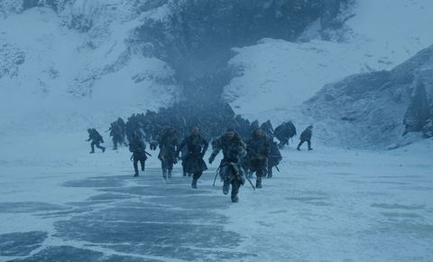 Game of Thrones, Season 7, episode 6, Beyond the Wall