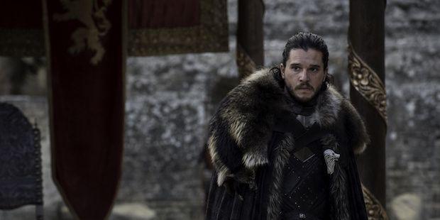 Game of Thrones Jon Snow season 7 finale