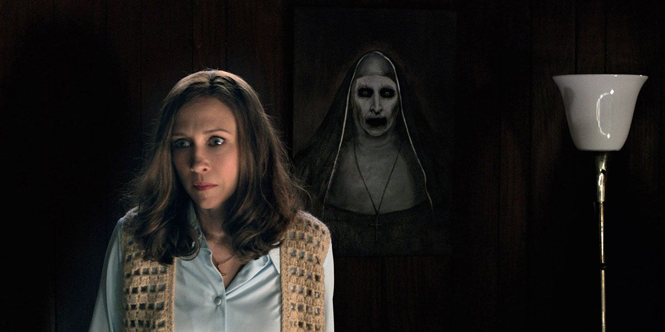 the nun, the conjuring