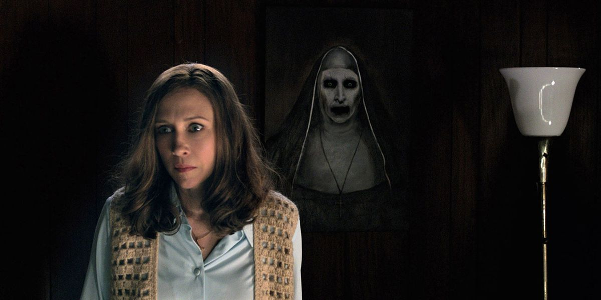 Best horror movies the conjuring 2 Halloween
