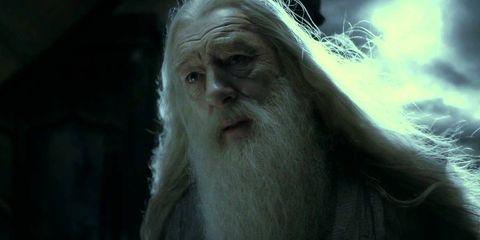 Dumbledore dies in Harry Potter