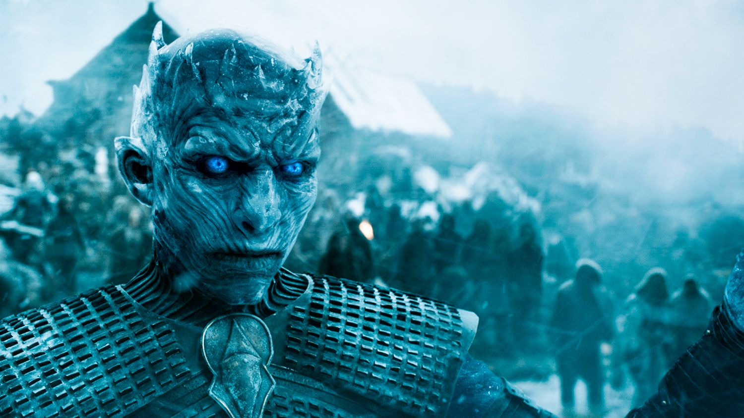 People cannot believe that Night King scene in Game of Thrones