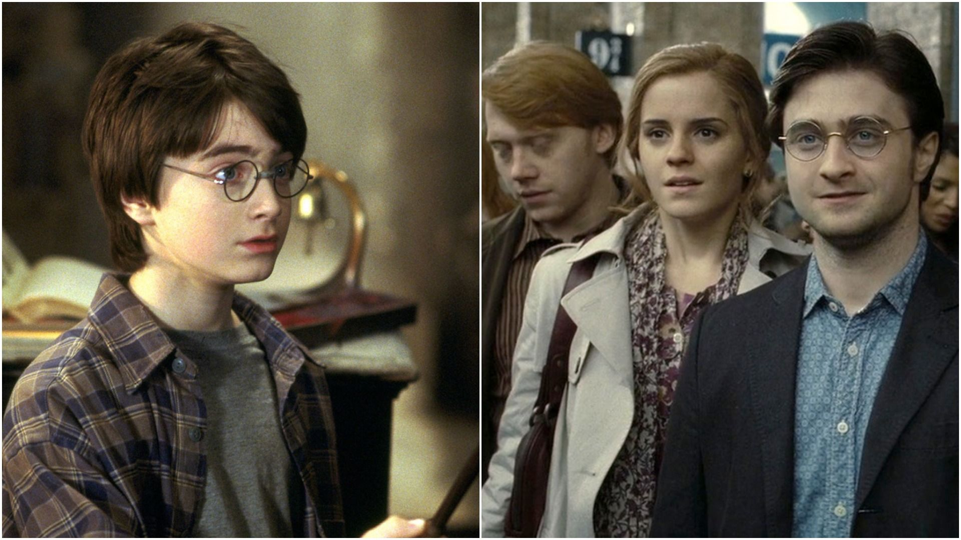 A complete timeline of events in the Harry Potter world