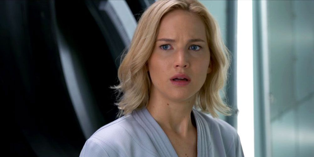 Jennifer Lawrence Passengers