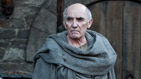 Maester Luwin in Game of Thrones