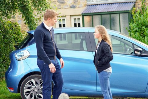 Liv Flaherty is furious with Robert Sugden and Rebecca White in Emmerdale