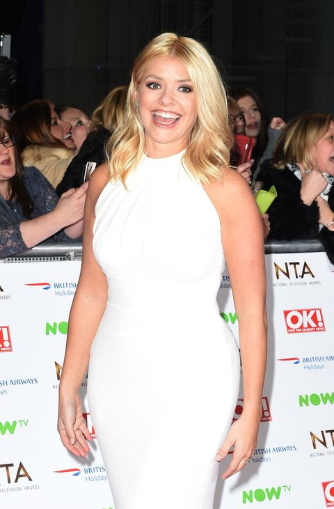 Holly Willoughby, NTAs 2016