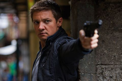 Image result for jeremy renner bourne images