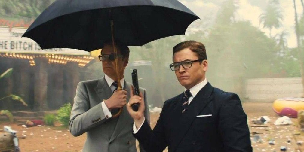 "<p>Director Matthew Vaughn thinks the third <i data-redactor-tag=\i"">Kingsman</i> movie might be the trilogy closer"
