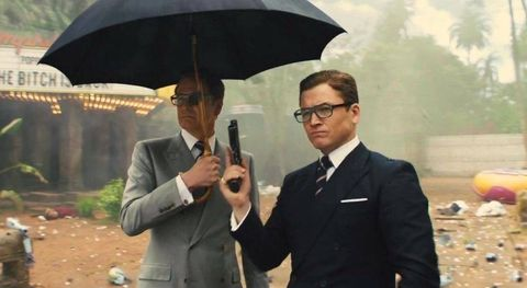"""<p>Director Matthew Vaughn thinks the third <i data-redactor-tag=\i\"""">Kingsman</i> movie might be the trilogy closer"""