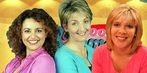 Loose Women, Ruth Langsford, Kaye Adams, Nadia Sawalha