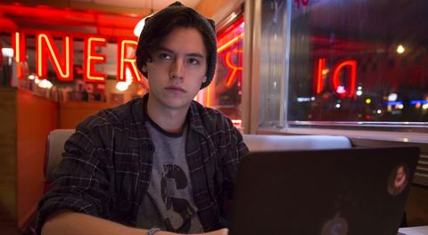 Riverdale star Cole Sprouse addresses asexual Jughead