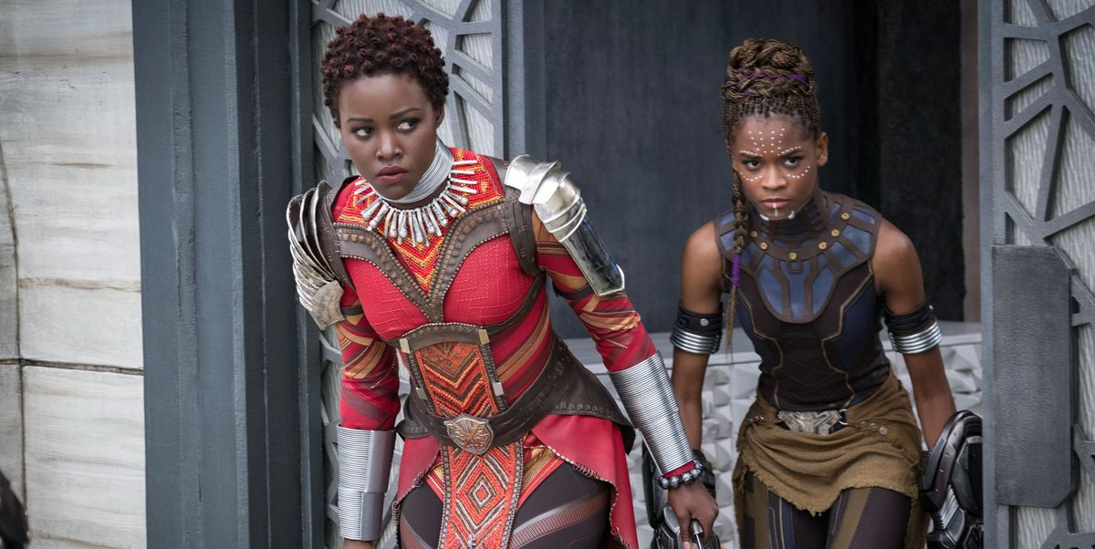 "Marvel star Lupita Nyong'o teases ""really exciting"" Black Panther 2 plans"