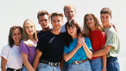Beverly Hills 90210 revival loses showrunner and writers in mass shock exit