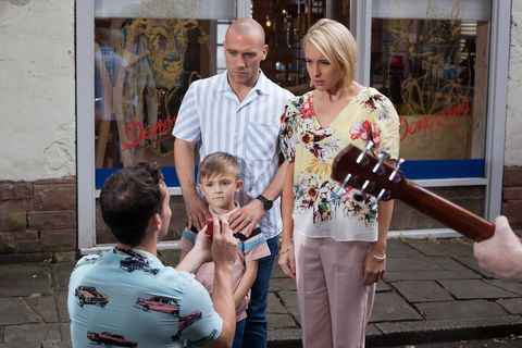 Jesse Donovan re-proposes to Darcy Wilde in Hollyoaks
