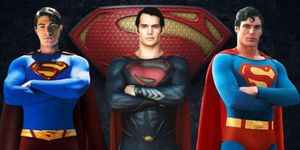Superman ranking