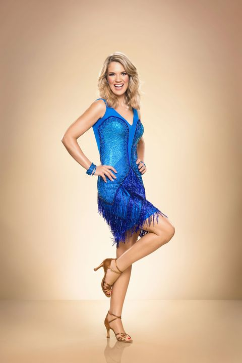 5b41c69b634d Strictly Come Dancing 2017 contestants reveal their glittery ...
