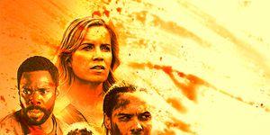 Fear the Walking Dead - season 3 midseason poster (season 3B poster)