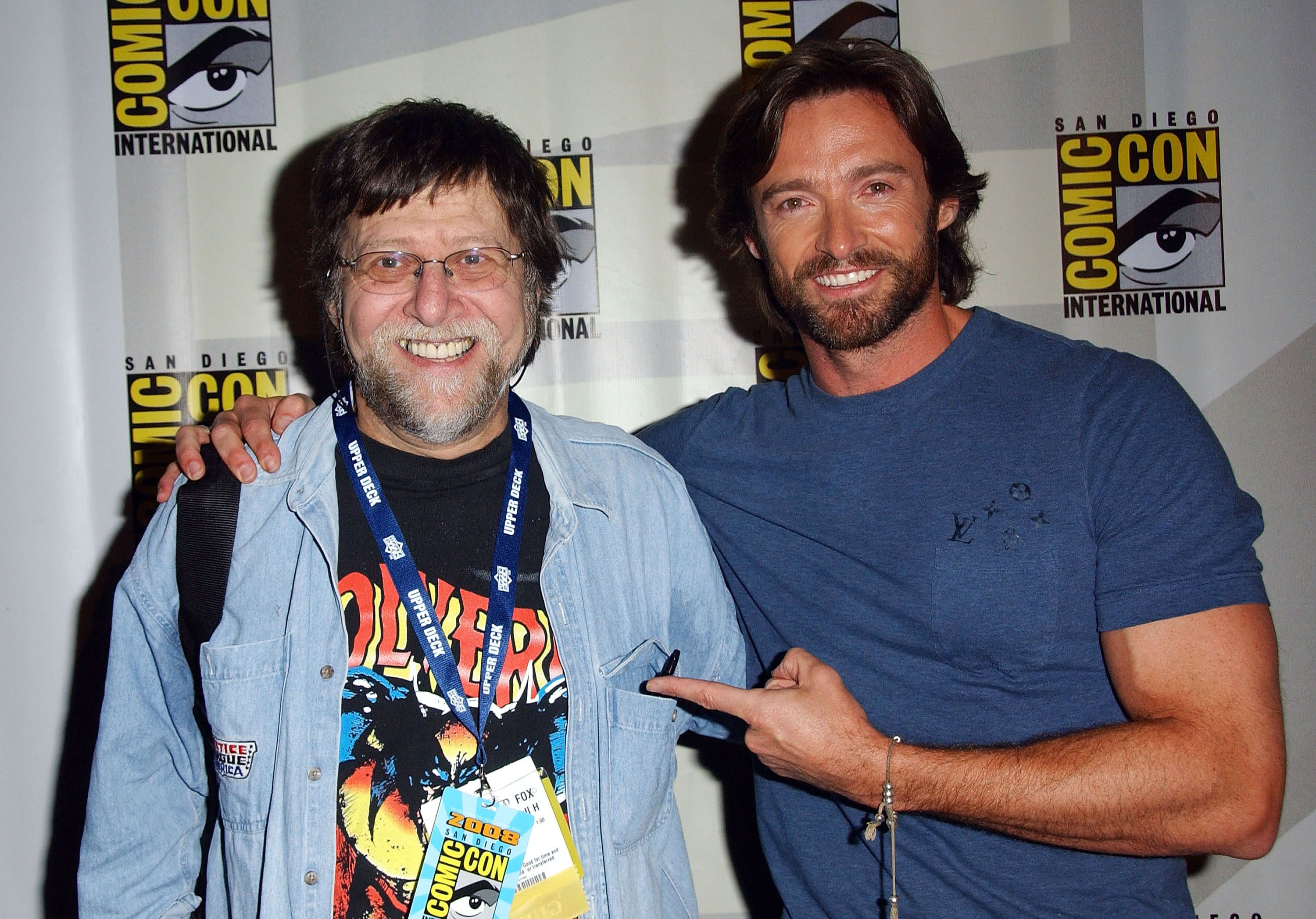 Hugh Jackman pays tribute to Wolverine co-creator Len Wein after comic  writer's death