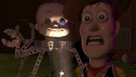 Babyface, Woody, Toy Story