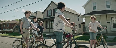 The Losers Club, It movie, trailer grab