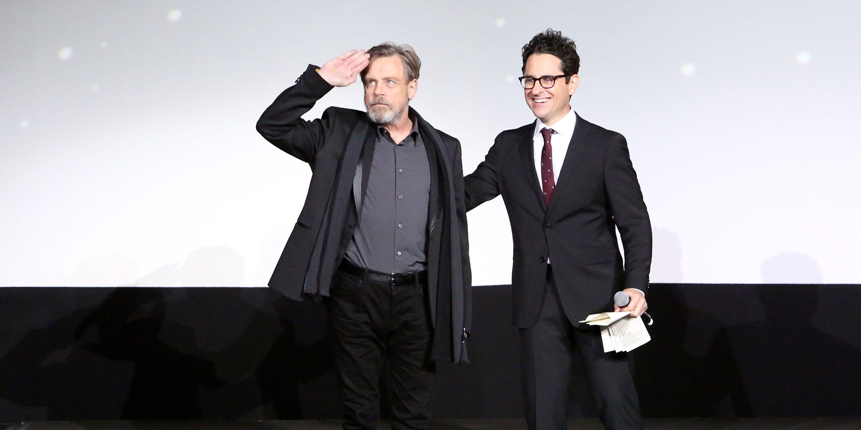 Mark Hamill, JJ Abrams