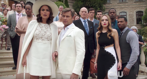 Dynasty season 3: Cast, air date and plot