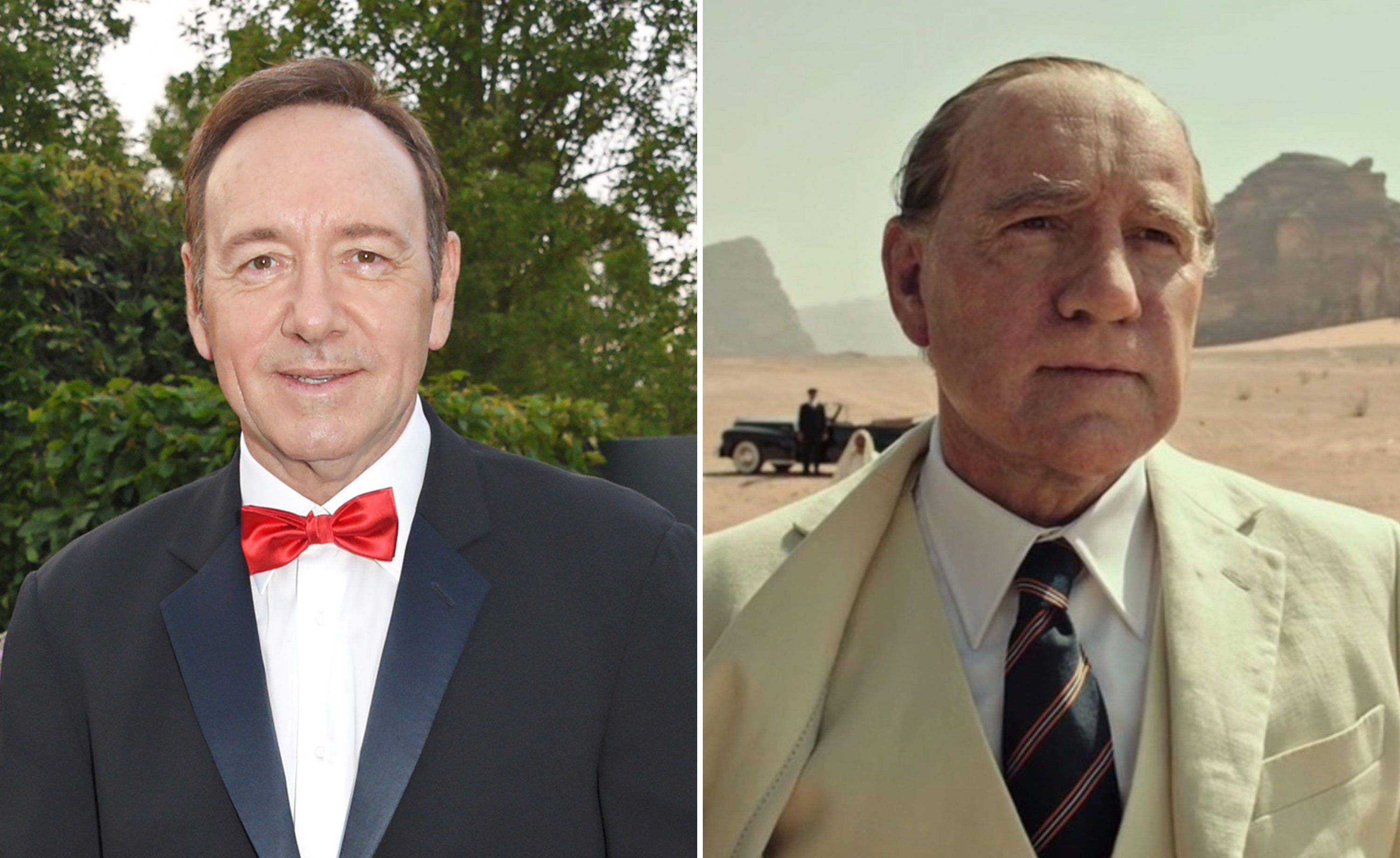 Kevin Spacey Will Be Cut Out Of Already Finished Movie All The Money In The World