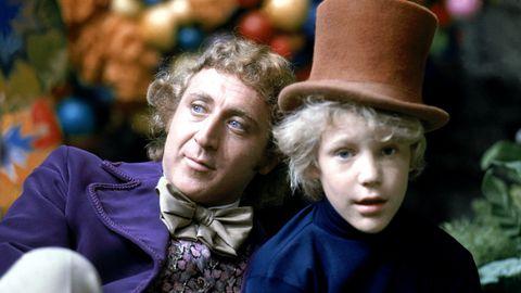 Willy Wonka, Gene Wilder, Charlie Bucket