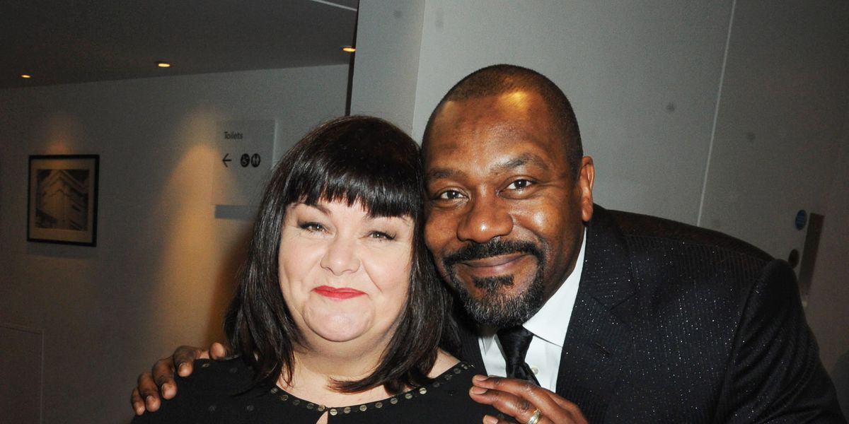 Dawn French Says Racists Tried To Burn Her House Down When She Lived With Lenny Henry