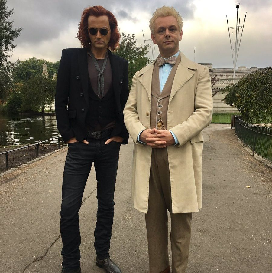 Good Omens author Neil Gaiman reveals if he'll appear in the series