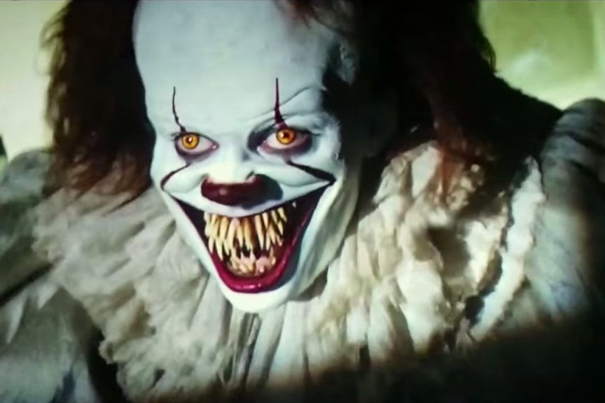 Pennywise IT movie
