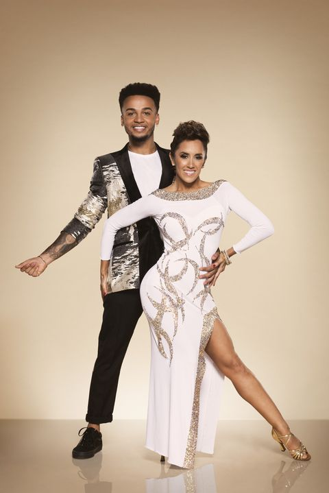 Strictly Come Dancing, Aston Merrygold