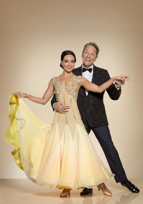 Strictly Come Dancing, Brian Conley and Amy Dowden