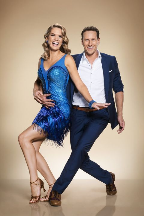 Strictly Come Dancing, Good Morning Britain's Charlotte Hawkins and Brendan Cole