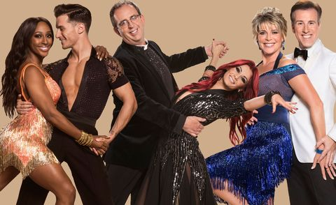 PHOTOSHOP, Strictly Come Dancing couples line-up