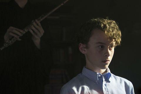 WYATT OLEFF as Stanley Uris in New Line Cinema's horror thriller IT