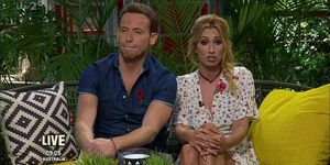 Joe Swash, Stacey Solomon, I'm a Celebrity Extra Camp