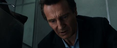 Liam Neeson's new film is basically Taken on a train