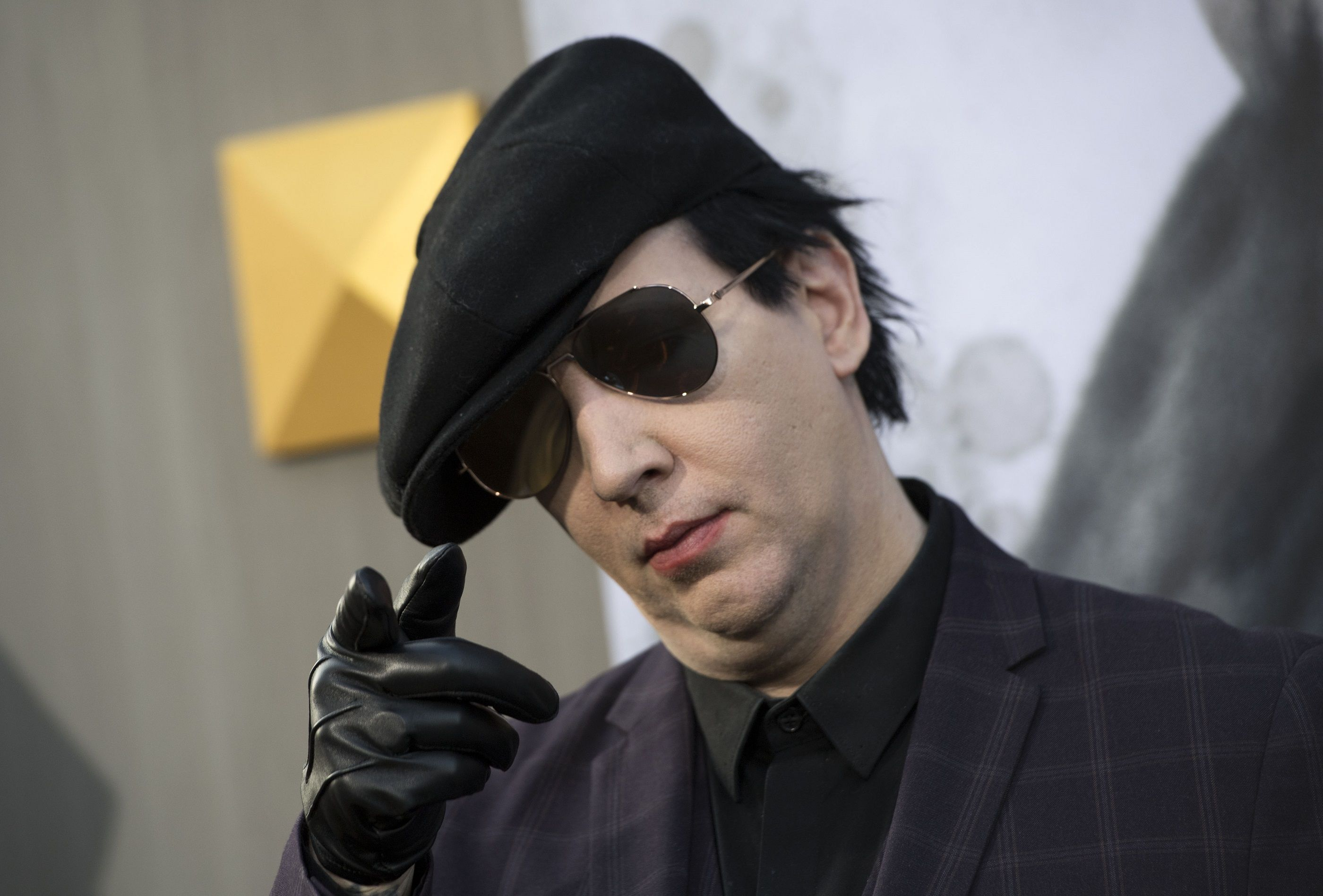 American Gods Casts Marilyn Manson In A Perfect Role