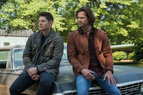 jared padalecki, jensen ackles, supernatural, episode 13, lost and found