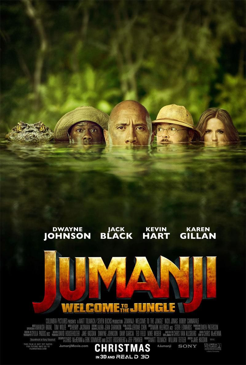 Jumanji 2/3 cast, plot, release date and everything you need to know