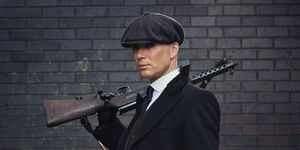Cillian Murphy, Peaky Blinders, Series 4