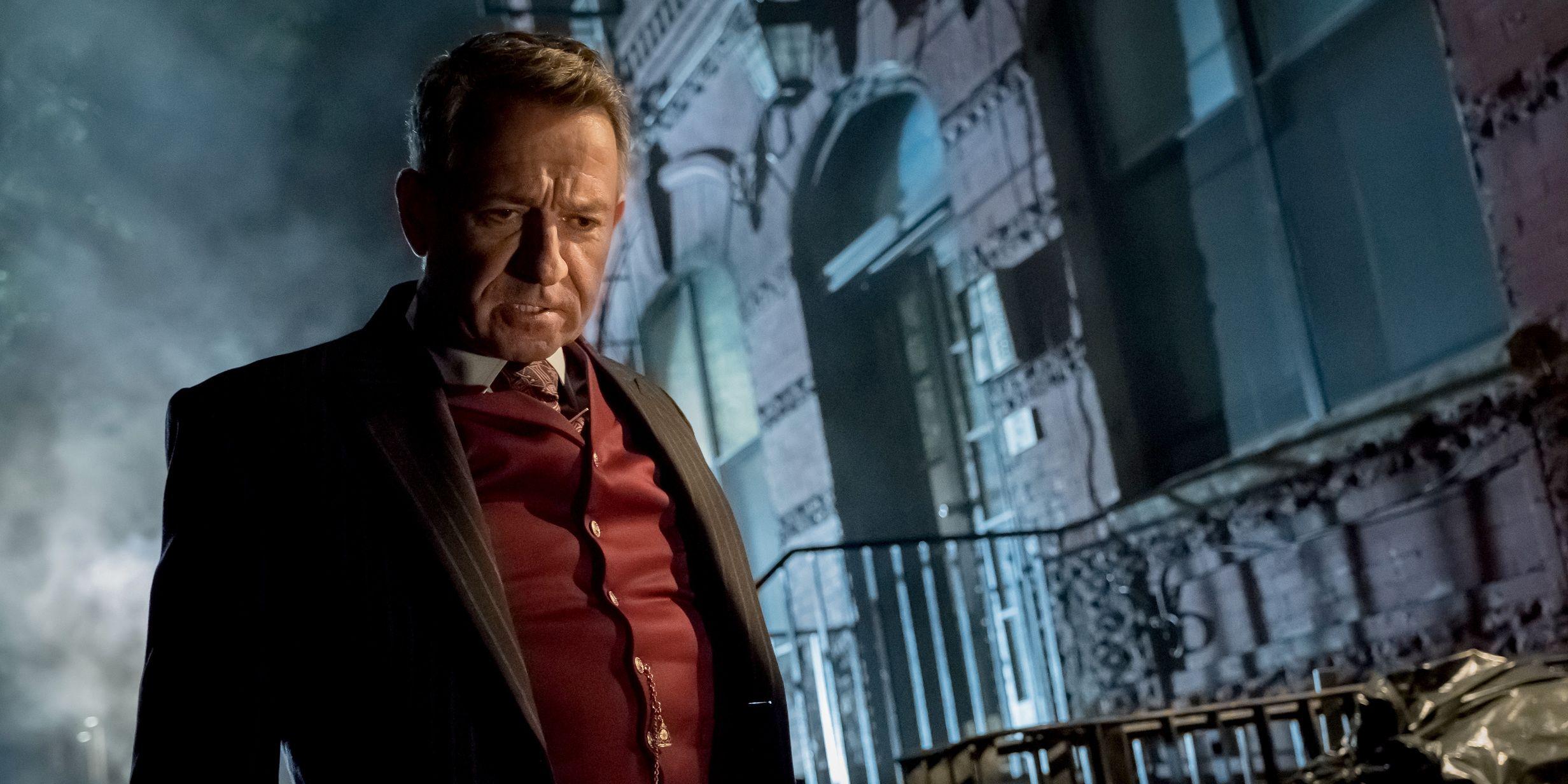 Alfred in 'Gotham' season 4