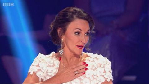 Shirley Ballas - Strictly Come Dancing September 23, 2017