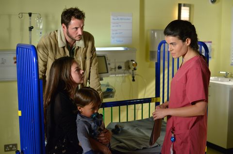 Stacey and Martin Fowler want answers on Arthur in EastEnders
