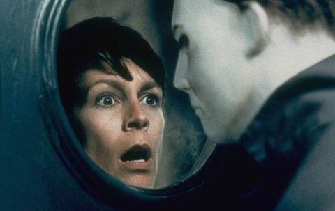 Jamie Lee Curtis Halloween H20: 20 Years Later